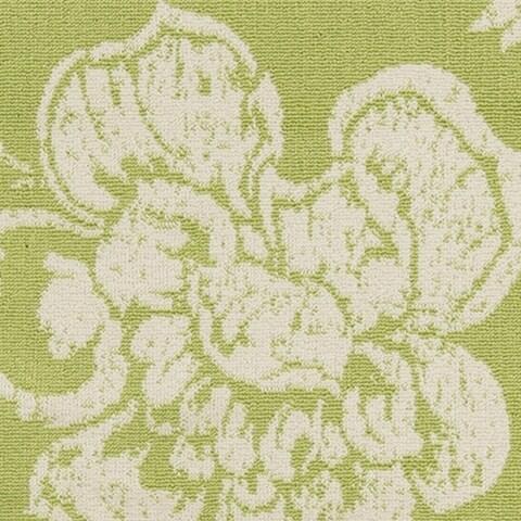 """Momeni Baja Floral Blooms Indoor/Outdoor Area Rug - 5'3"""" x 7'6"""""""