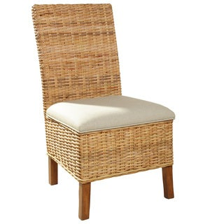 Driftwood Woven Chair by Panama Jack (Set of 2)