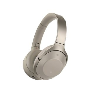 Sony MDR1000X/C Premium Noise Cancelling, Bluetooth Headphone, Grey Beige