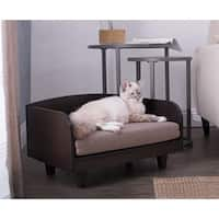 Studio Designs Paws and Purrs Raised Pet Bed