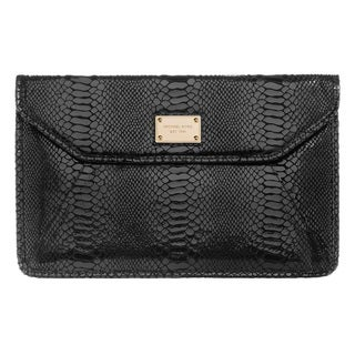 "Michael Kors Macbook Air 11"" Sleeve - Black Python"