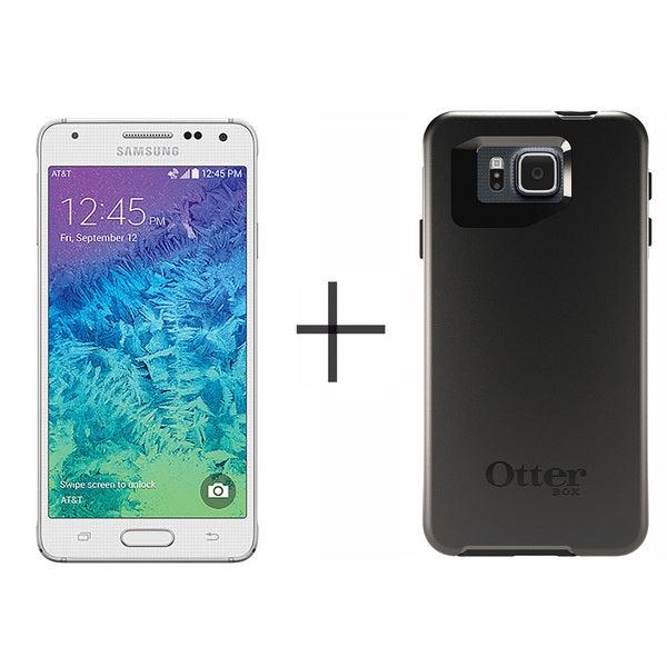 best service 790e9 66c59 Shop Samsung Galaxy Alpha G850A 32GB AT&T Unlocked GSM LTE 4G LTE ...
