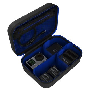 Sabrent GP-CSSL Universal Small Electronics Accessory Travel Case