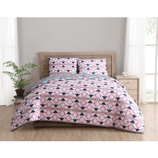 Clairebella Dreamcatcher Reversible 3-piece Comforter Set