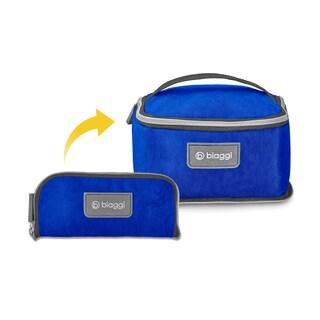 Biaggi Zipsack Microfold Travel Essentials Toiletry Bag