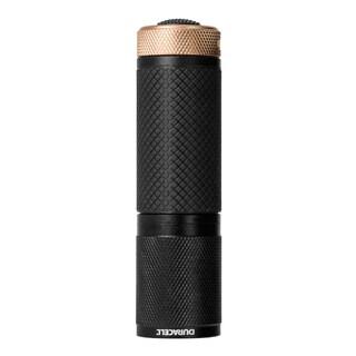 Duracell Compact-pro Black Aluminum Tough LED Flashlight