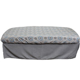 Nurture Basix Gray Chevron 2-piece Bedding Starter Set
