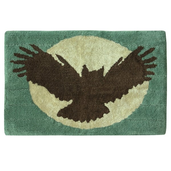 Discover the Wild bath rug by Bacova Guild