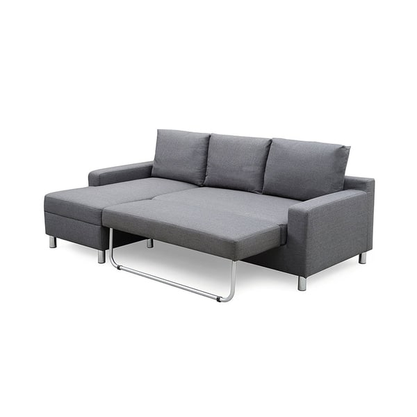 Pleasant Shop Us Pride Furniture Hampton Left Side Facing Linen Alphanode Cool Chair Designs And Ideas Alphanodeonline