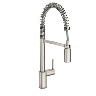 Moen Align Pullout Single Hole Kitchen Faucet 5923SRS Stainless Steel