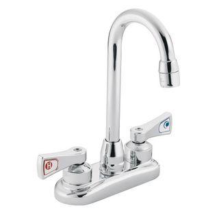 Moen M-Dura Chrome Two-bar Faucet