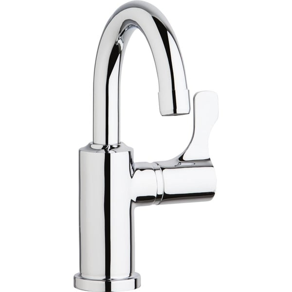 Shop Elkay Single Hole 8 5 8 Quot Deck Mount Faucet With