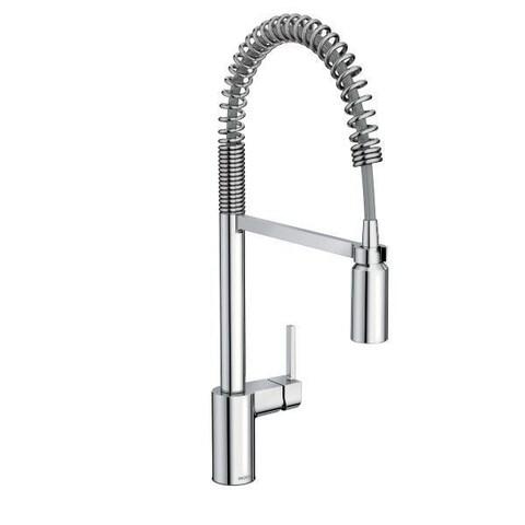 Moen Align Pullout Single-Hole Kitchen Faucet 5923 Chrome