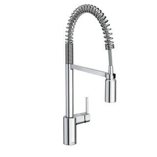 Moen Align Pullout Single-Hole Kitchen Faucet 5923 Chrome