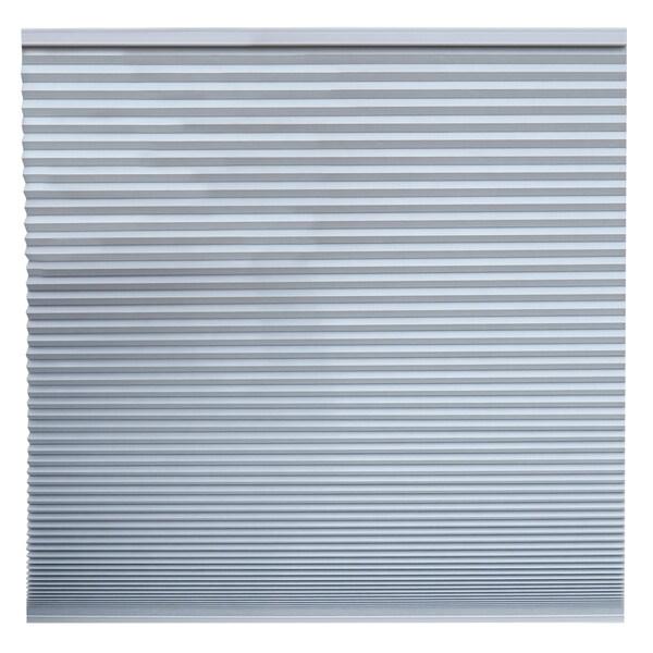 Keystone Fabrics Blackout Cordless Cellular Shade Snowdrop 54.25 to 72 inch wide x 72 inch drop