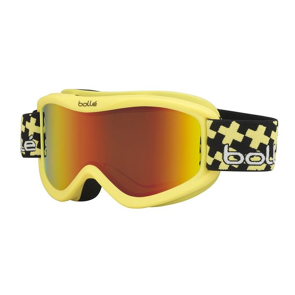 Bolle 21359 Junior  Volt Plus Mt Yellowcross Sunrise Snow Goggles