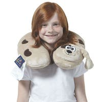 Berkshire Blanket Spotted Puppy Kids' Travel Neck Pillow