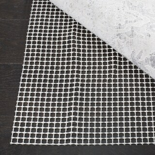 Safavieh Padding Cream Synthetic Rubber Rug (11' x 17')