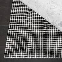 Safavieh Padding Cream Synthetic Rubber Rug (11' x 17') - 11' x 16'
