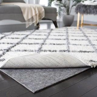 Safavieh Durable Hard Surface and Carpet Rug Pad - 11' x 17'