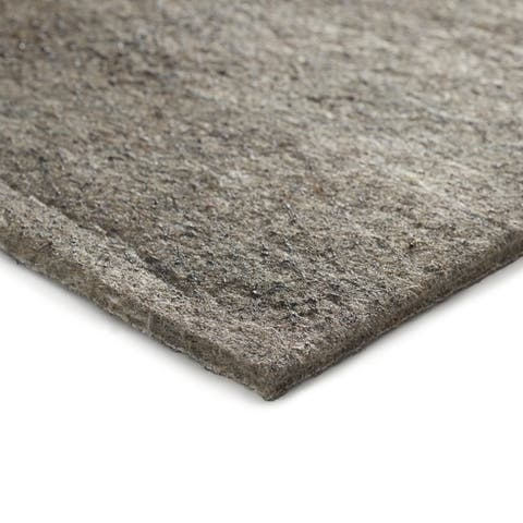 Safavieh Durable Hard Surface and Carpet Non Slip Rug Pad - Grey