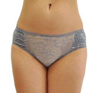 Prestige Biatta Women's Floral Lace Hipster Panty