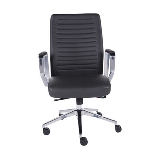 Euro Style Emory Low Back Office Chair
