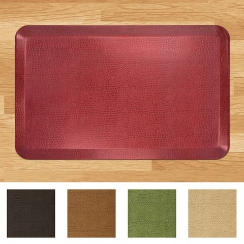 Designer Comfort Pebble Anti-fatigue 20 x 32-inch Floor Mat