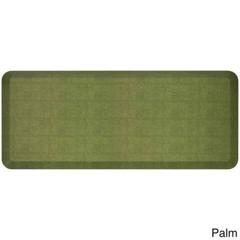 """Designer Comfort Pebble Anti-fatigue GelPro 20 x 48-inch Floor Mat - 1'8"""" x 4'"""