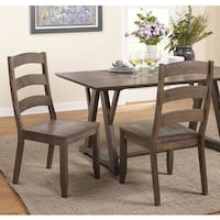 Simple Living Herabrown Dining Chairs (Set of 2)