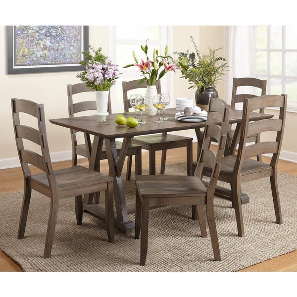 Shop Simple Living Herabrown Dining Sets Free Shipping Today 14681839