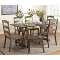 Simple Living Herabrown Dining Sets