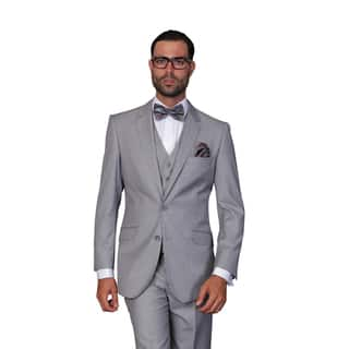 33bd46a601f Buy Grey Suits Online at Overstock