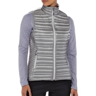 Patagonia Ultralight Feather Gray XS Down Vest