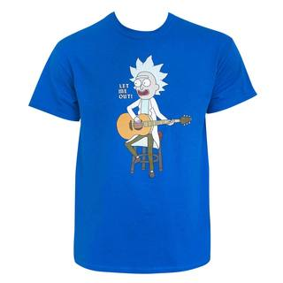 Rick And Morty Men's Let Me Out T-shirt