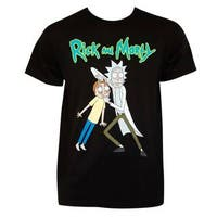 2e0bbc177 Shop Rick And Morty Rick's Gym White Tee Shirt - Free Shipping On ...