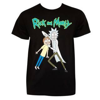 Rick and Morty Crazy Eyes Tee Shirt