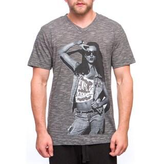 Overdrive Men's Screenprint T-shirt