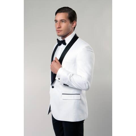 Men's 1-button Slim-fit Blazer