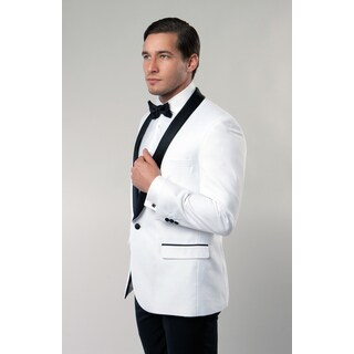 Men's 1-button Slim-fit Blazer