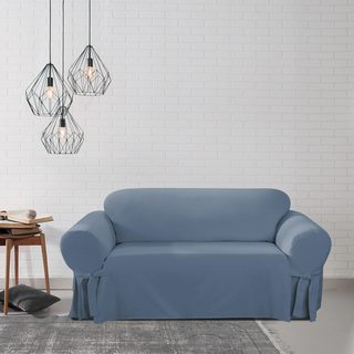 Sure Fit Classic Duck Washable Sofa Slipcover