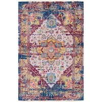 Hand-Knotted Ordnance Wool Area Rug - 6' x 9'