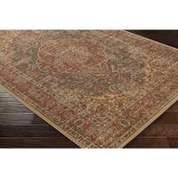 The Curated Nomad Colby Area Rug - 5'2 x 7'6