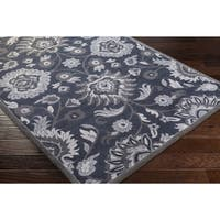 Hand-Tufted Algernon Wool Area Rug - 5' x 8'