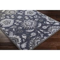 Hand-Tufted Algernon Wool Area Rug - 6' x 9'