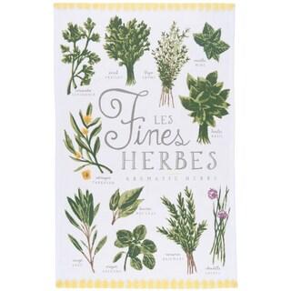 Les Fines Herbes Dishtowel by Now Designs