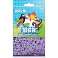 Perler Beads 1,000/Pkg-Lavender