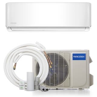 MRCOOL DIY 18K BTU 16 SEER Ductless Mini-Split Heat Pump w/ WiFi|https://ak1.ostkcdn.com/images/products/14689969/P21222822.jpg?impolicy=medium