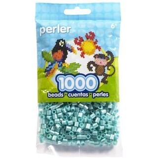 Perler Pearl Beads 1,000/Pkg-Light Blue