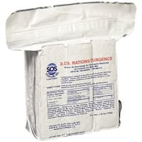 SOS Emergency Food Rations 3 Day / 72 Hour Package Coconut Food Bar
